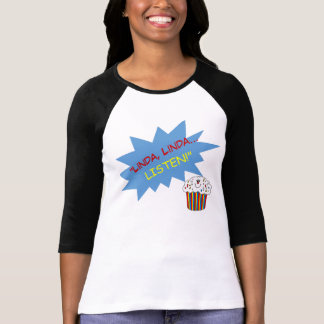 Mateo's case for Cupcakes! T-shirts