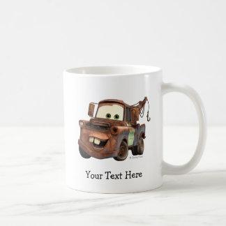 Mater 6 coffee mug
