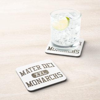 Mater Dei Monarchs Athletics Beverage Coaster