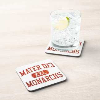 Mater Dei Monarchs Athletics Drink Coaster