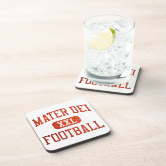 Mater Dei Monarchs Football Beverage Coaster