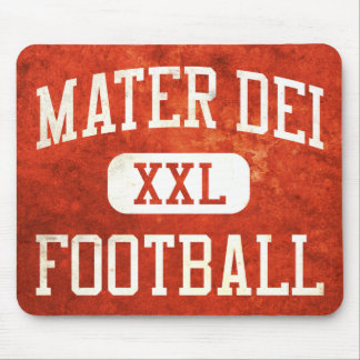 Mater Dei Monarchs Football Mouse Pad