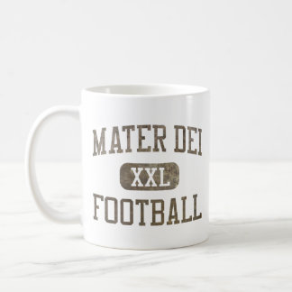 Mater Dei Monarchs Football Coffee Mug