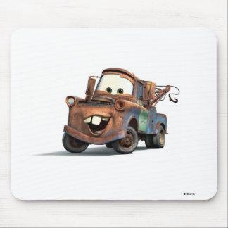 Mater Disney de los coches Alfombrillas De Ratón
