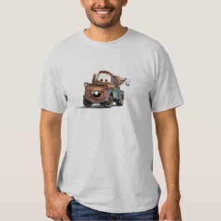 Mater Disney de los coches Camisas
