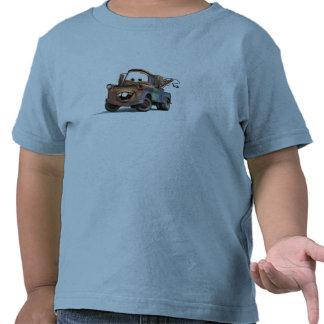 Mater Disney de los coches Camiseta