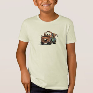 Mater Disney de los coches Playera