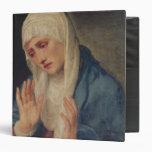 Mater Dolorosa, 1555 3 Ring Binder
