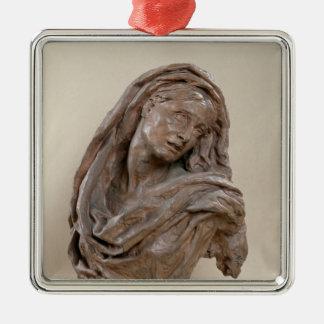 Mater Dolorosa, 1869-70 Metal Ornament