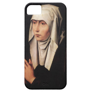 Mater Dolorosa by Hans Memling iPhone 5 Covers