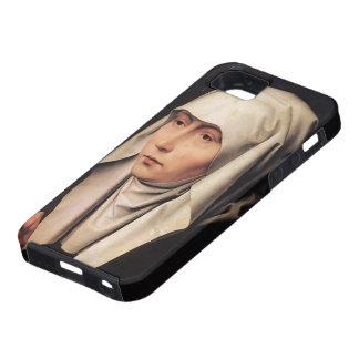 Mater Dolorosa by Hans Memling iPhone 5 Case