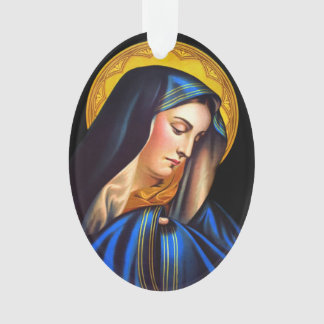 Mater Dolorosa - Our Lady of Sorrows Ornament