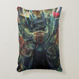 Materia, 1912 decorative pillow