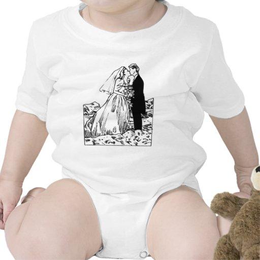 Materia 26 del boda traje de bebé