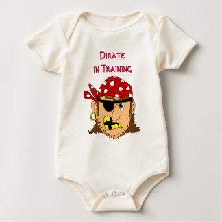 Materia adaptable del pirata del hombre del pirata mameluco