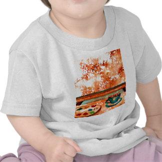 Materia del diseñador de CricketDiane del café de Camisetas