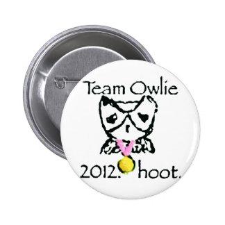 materia del ravvie teamowlie2012 pin redondo 5 cm