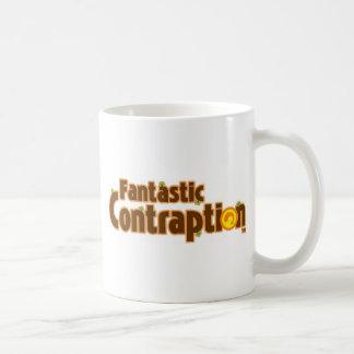 ¡Materia fantástica del chisme! Taza De Café