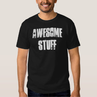 Materia impresionante camisas