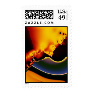 Materia orgánica celestial sello