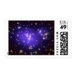 Materia oscura en el racimo Abell 1689 (Hubble T Sello