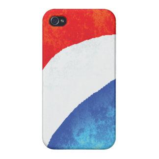 Materia textil #1g de Digitaces iPhone 4 Fundas
