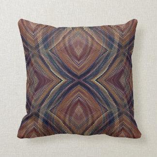 Materia textil del sudoeste cojines