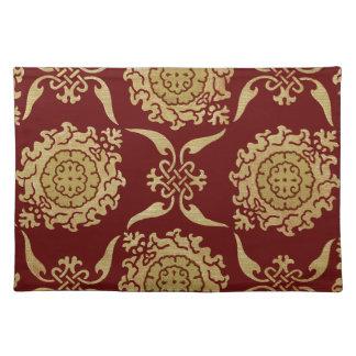 Materia textil histórica #10 @ SunshineDazzle Manteles