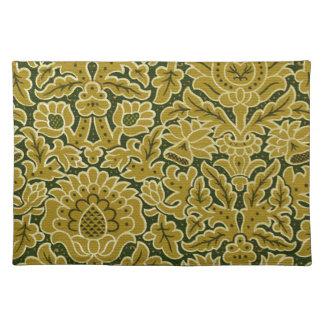 Materia textil histórica #3 @ SunshineDazzle Manteles