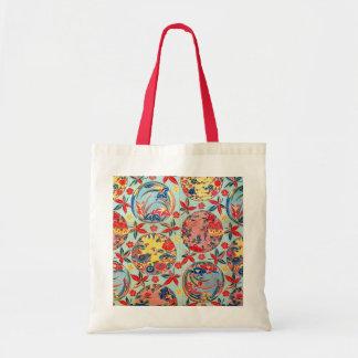 Materia textil japonesa del kimono del vintage (Bi Bolsa Tela Barata