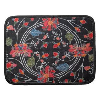 Materia textil japonesa del kimono del vintage (Bi Organizadores