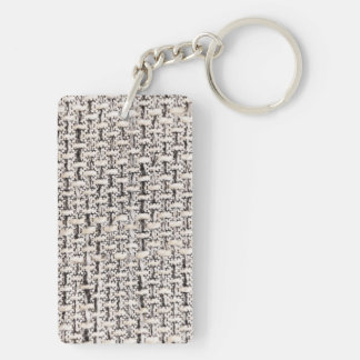 Material background keychain