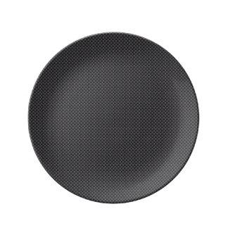 Material de la fibra de carbono de Kevlar Plato De Cerámica