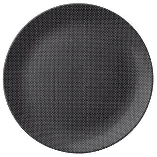 Material de la fibra de carbono de Kevlar Platos De Cerámica