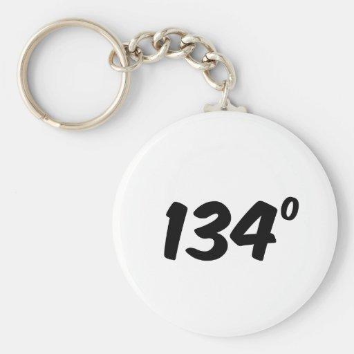Material de primera 134 grados de ingenioso llaveros