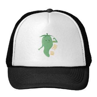 Material de primera gorra