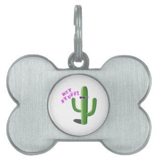 Material de primera placas mascota