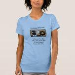 Material del marido camisetas