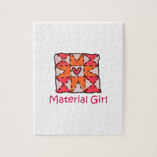 Material Girl Puzzles