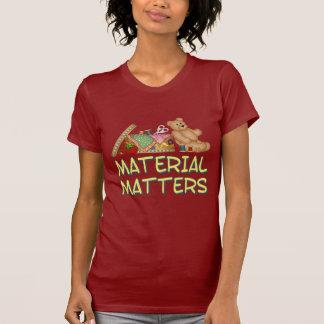 Material Matters Tee Shirt