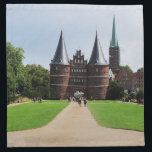 "Material napkins Luebeck getting gate<br><div class=""desc"">Material napkins Luebeck getting gate</div>"