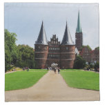 Material napkins Luebeck getting gate<br><div class='desc'>Material napkins Luebeck getting gate</div>