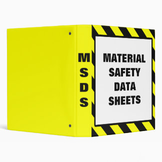 Material Safety Data Sheets Binders