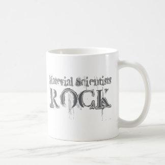 Material Scientists Rock Coffee Mug