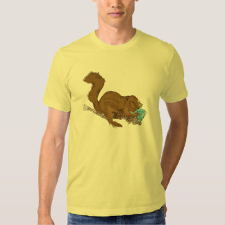 Material Squirell Shirt