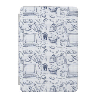 Materiales de oficina artsy cover de iPad mini