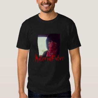 MaterialFuture Written In Blood T Shirt
