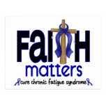 Materias crónicas de la fe del síndrome del postales