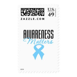 Materias de la conciencia del cáncer de próstata