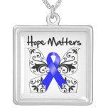 Materias de la esperanza del cáncer de colon grimpola personalizada